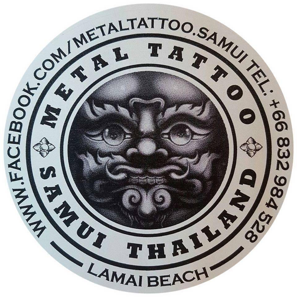 Metal Tattoo Samui